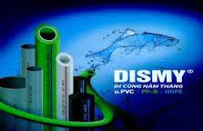 ống và phụ kiện nhựa DISMY